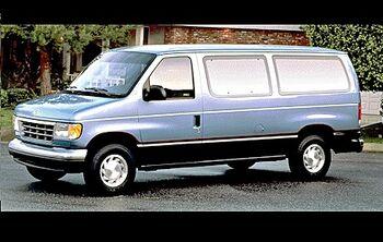 Ford Club Wagon/Econoline | Cars of the '90s Wiki | FANDOM