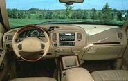 98navigator dashboard