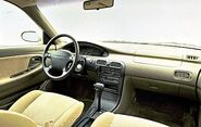 Mazda626 interior