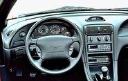 Mustang steeringwheel