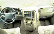 Safari interior
