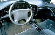 Achieva steeringwheel