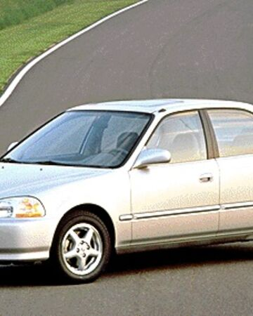 Honda Civic Cars Of The 90s Wiki