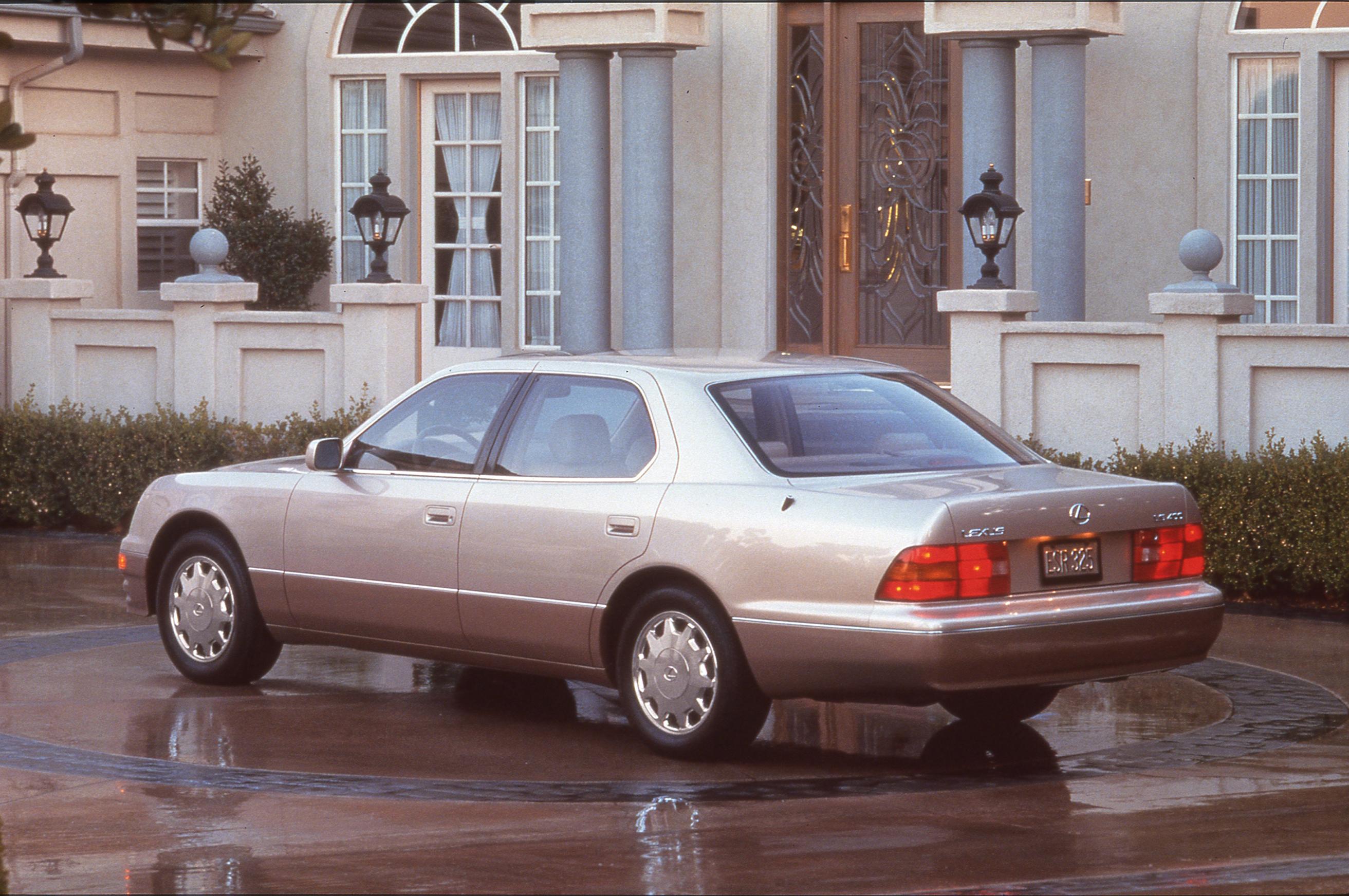 Nissan Altima Wiki >> Lexus LS 400 | Cars of the '90s Wiki | FANDOM powered by Wikia
