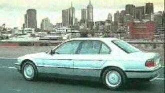 BMW 7 Series 4DR Sedan 1995