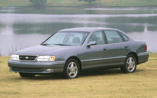 Toyota Avalon Cars Of The 90s Wiki Fandom Powered By Wikia
