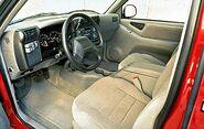 Chevrolets10 interior