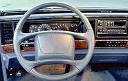 Lesabre steeringwheel