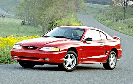 Ford Mustang | Cars of the '90s Wiki | FANDOM powered by Wikia