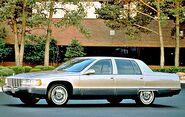 Cadillac Fleetwood 4DR Sedan (1995)