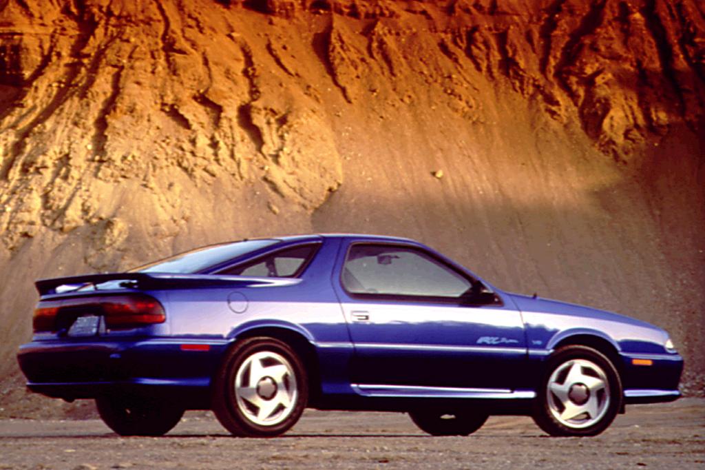 Toyota 86 Turbo >> Dodge Daytona | Cars of the '90s Wiki | FANDOM powered by