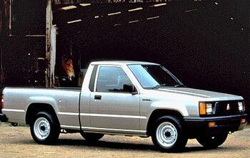 Mitsubishi Mighty Max | Cars of the '90s Wiki | FANDOM