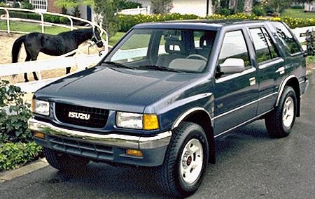 Isuzu Rodeo Cars Of The 90s Wiki Fandom Powered By Wikia