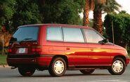 1991 Mazda MPV