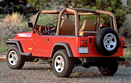 Jeep Wrangler | Cars of the '90s Wiki | FANDOM powered by Wikia