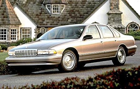 Chevrolet Caprice/Impala | Cars of the '90s Wiki | FANDOM