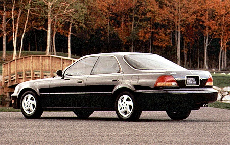 Acura TL | Cars of the '90s Wiki | FANDOM powered by Wikia