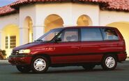 1992-1993 Mazda MPV