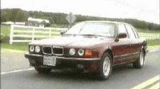BMW 740i 4DR Sedan