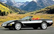 95corvette convertible