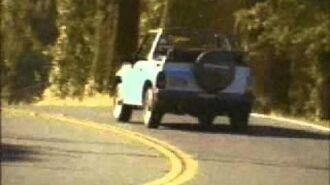 Geo Tracker 2DR Softtop SUV