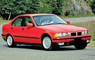 BMW 325i 4DR Sedan (1995)