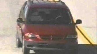 Dodge Grand Caravan 3DR Minivan (1996)