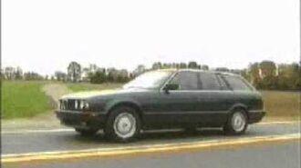 BMW 525i 4DR Wagon