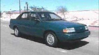 Ford Tempo 4DR Sedan