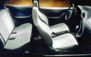 Swift interior