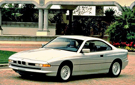 BMW 8 Series Cars of the 90s Wiki