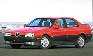Alfa Romeo 164 LS 4DR Sedan (1994)