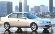 1997 Honda Civic EX 4DR Sedan