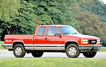 GMC Sierra | Cars of the '90s Wiki | FANDOM powered by Wikia