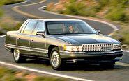 Cadillac DeVille Concours 4DR Sedan (1995)