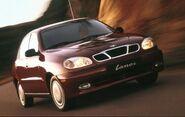1999 Daewoo Lanos 4DR Sedan