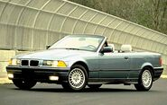 BMW 318i 2DR Convertible (1995)