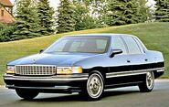 Cadillac DeVille 4DR Sedan (1995)