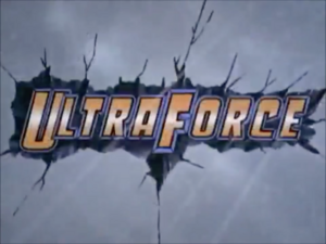 UltraForce Title Card