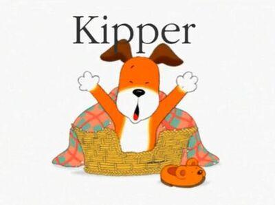 Kipper The Dog Kipper