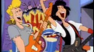Bill & Ted's Excellent Adventure Opening (Season 1)