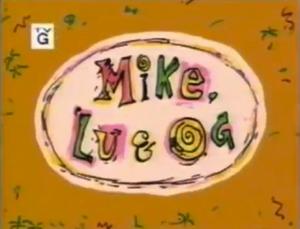 Mike Lu Og Title Card