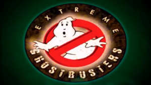 Extreme Ghostbusters Title Card