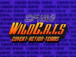 WildCATs Title Card