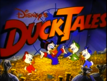 Ducktales Title Card