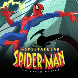 The spectacular spider man