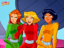 Totally spies (2)