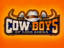 Wild West Cowboys of Moo Mesa Title Card2