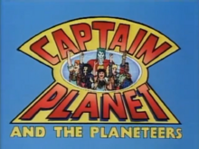 Captain Planet Title Card