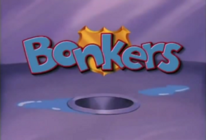Bonkers Title Card
